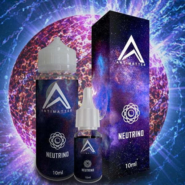 Antimatter Aroma NEUTRINO (schwarze Johannisbeere, Honig, Frische)
